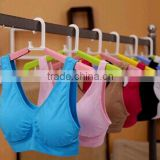fashionable sext sports bra sleeping bra household bra with extra pad support