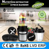 professional kitchen appliance 1000W blender smoothie maker