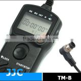 JJC TM-B Timer Remote Controller&Camera Remote Switch for NIKON MC-36/KODAK/FUJIFILM for Nikon F6 etc