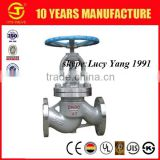 double directional stainless steel wcb globe valve