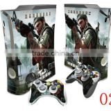 Decal skin for Microsoft for Xbox 360 fat/ slim consloe