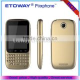 "2.8"" display real TP with capacititve touch with wifi & whatsapp 2.8 inch qwerty mobile phone"