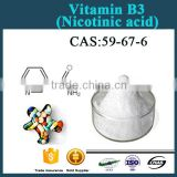 Vitamin B3 Niacin Anti-oxidation Powder CAS NO.:59-67-6