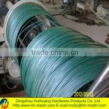 green plastic coated garden wire(Manufacturer & Exporter)Buy from Huihuang factory -BLACK,GREEN,SKYPE amyliu0930