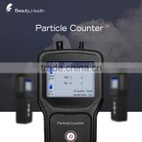 PM10 laser particle counter to detect PM2.5 or PM10 particulate matter