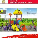 H30-1075 Animal sculpture plastic commercial kids outdoor equipment Animal theme outdoor playground