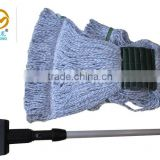 #SD104 Commercial universal headband floor mops, Cotton floor cleaning stick mops,floor cleaning industrial mops
