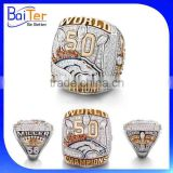 NFL Championship Rings 2015 Denver Broncos Super Bowl World 50 Championship Rings