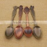 Promotion antique tea soup dinner coffee ice cream spoons as souvenir gifts                                                                                                         Supplier's Choice