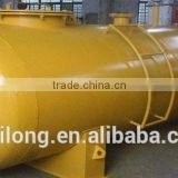 pressure tank bladder with ASME certificate/displacement heat exchanger
