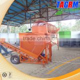 Selling cassvava peeler and chipper to peel and chip cassava in Indonesia