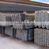 Hot rolled carbon steel bar construction material galvanized iron 45 degree steel angle bar size with good price