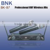 fm vhf wireless microphone