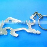 metal beer bottle opener keychain(XDM--DC514)