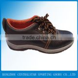 men cheapest pvc leather upper steel toe safety shoe