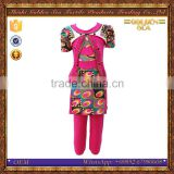 Custom Printed High quality kids Fabric material joining together Pakistan clothing kids Pajamas Set