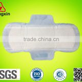 Disposable Ladies Sanitary Napkin for women sanitary towel Manufacturer in China with Cotton Cover