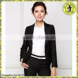 Woman Suit, Two Pieces Collar Lady Suit
