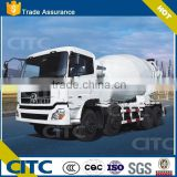 CITC made Concrete Mixer Truck semi trailer/diesel oil engine truck for sale good prices