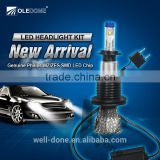24v super bright led headlight bulb h7/h4/h11 led bulb 70W fog light auto lamp Replacement of HID