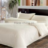 100% cotton and 100% polyester bedding set wholesale twin flat sheets