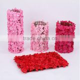 Artificial flower wall backdrop wedding flower wall mat                                                                         Quality Choice