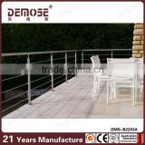 outdoor stainless steel terrace railing designs in india