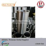 cylinder liner 4D55 4D56 for MITSUBISHI diesel engine part 6D14 6D15 6D16 6D22 8DC9 S4S S6K all