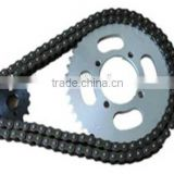 motorcycle Sprockets and chain set