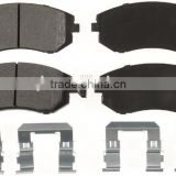 brake pad for VW D929