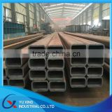 rectangular cold formed hollow section pipe / welded rectangular hollow section / square hollow sections