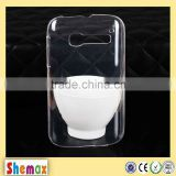 Mobile phone case for Alcatel c7, Clear tpu cover case for Alcatel c7, soft transprarentcase cover for Alcatel c7