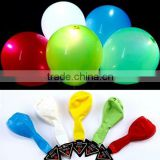 Hot sale party decoration led balloon light,led glowing balloons ,party light ballon