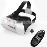 open sexy movie 3D VR Box 3D VR Headset for Mobile Vr Glasses