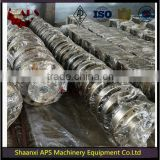 API Standrd Forged Flange, High Pressure Forging Flange in Top Steel, Plate and Blind Flanges/Slip on Flange