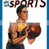 Thrilling Sports: Basketball 20x30 poster
