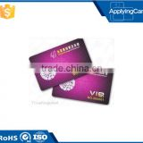 Best Material Cusomized Plastic Business Gift Contactless Card for PVC VIP membership Card