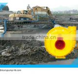 sweep river mud pump/wastewater treatment used centrifugal dredging pump