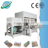 Egg carton making machine price / best service egg box machinery / egg basket machine price