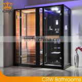 Inquiry About CRW Bathroom Design Steam Sauna