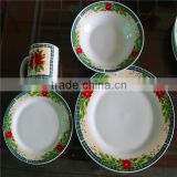 santa claus ceramic dinner set santa claus dinnerware sets ceramic breakfast dinnerware set