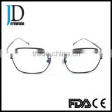 Hot Sell China Factory Wholesale Customized B Titanium Optical Eyeglasses Frame
