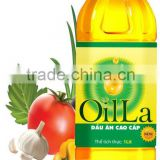 Oila Refined Soybean Vegetable Cooking Oil FMCG products