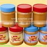 Hot sell HACCP/ ISO Top quality bulk/ canned crunchy peanut butter