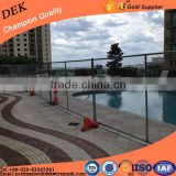 Hot Sale Aluminum portable pool fence for kids