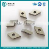 Cemented Carbide Inserts for Milling Cutter