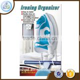 2016 new wall mounted hotel accessories iron holder and ironing board organizer