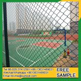 Hot dipped galvanized chain link fence for stadium