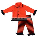 2017 kaiyo children's boutique sets newborn baby clothing children's wear kids clothing wholesale christmas pajamas