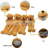 HI CE 200cm giant blown plush teddy bear for hot selling,lovely teddybear with high quality